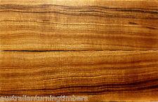 Australian Budda Wood Knife Scales (Bookmatched)