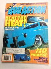 Rod Action Magazine Radiator Fan Shrouds October 1991 031017NONRH