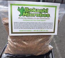 Bokashi Microbes - Composting - Pet and Livestock Feed
