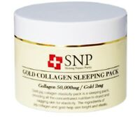 1SNP Gold Collagen Sleeping Pack 50ml Anti Wrinkle Nutrition Elastic Jelly type