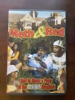 DVD METH & RED How To Throw A Party At The Playboy Mansion UNCUT Hip Hop Rap