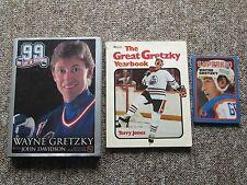 HUGE Wayne Gretzky Publication Collection 1980-1998
