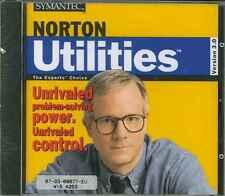 Symantec Norton Utilities V3.0, windoctor, crashguard 3.0, sistema médico, Win 95