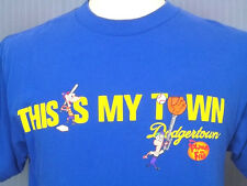 Los Angeles Dodgers This Is My Town Phineas and Ferb Medium T-Shirt (Yasiel Puig