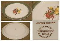 WEDGWOOD of ETRURIA & BARLASTON  14 5/8 INCH Large OVAL PLATTER IN COVENT GARDEN