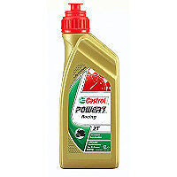Castrol POWER1 RACING replaces TTS 2T synthetic 2 Stroke oil aprilia honda 125