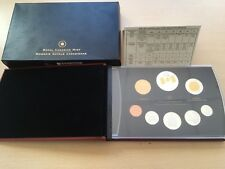 2005 Canada Proof Set Boxed & COA - Includes .999 Silver Dollar 40th Anniversary