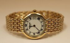 Ladies Raymond Weil Geneve Gold Tone 24mm Quartz Watch