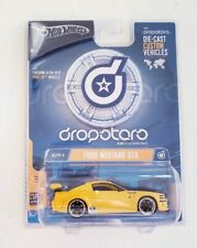 Hot Wheels Dropstars Ford Mustang GTR Yellow 1:50