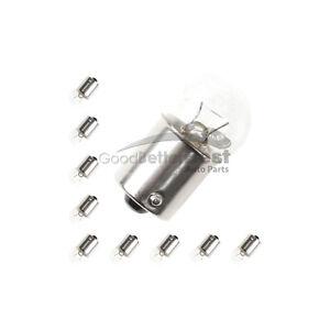 New Jahn License Plate Light Bulb Pack 1400 for Porsche Volkswagen VW