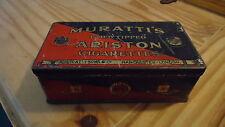 Cigarettes Muratti Ariston, RAR!!! 50 cigaretten