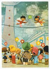 AK Fernsehen der DDR Puppenstudio 1975 ungelaufen