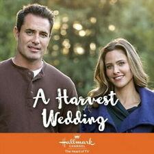 A HARVEST WEDDING DVD 2017 HALLMARK MOVIE (Disc Only)