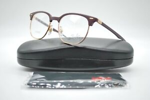 NEW RAY BAN RB 7186 8088 RED AUTHENTIC EYEGLASSES FRAMES RX 51-19