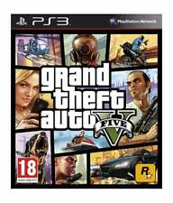 GTA V Grand Theft Auto 5 Five PS3 (disc only)