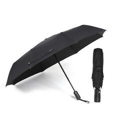 Mini Regenschirm Taschenschirm Herren-Schirm Auf-Zu Automatik Stabil sturmsicher
