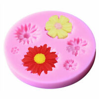 3D Mermaid Tail Silicone Mold Baking Cake Cupcake Topper Q4S5 T Decoration M4D0