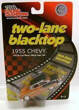 1955 '55 CHEVY BEL AIR TWO LANE BLACKTOP RACING CHAMPIONS DIECAST RC ULTRA RARE