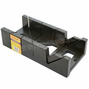 """12"""" MITRE SAW BOX CLAMP ANGLE CLAMPING SAWING BLOCK TOOL CORNER STRAIGHT"""