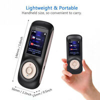 """WiFi 2.4"""" Smart Two Way Instant Voice 70 Languages Translator Touch Screen"""