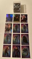 X-MEN THE MOVIE 2000 TOPPS COMPLETE BASE CARD SET OF 72 MARVEL + Bonus Inserts