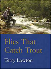 Flies That Catch Trout, New, Terry Lawton Book