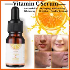 20% Vitamin C + E Hyaluronic Acid Serum Skin Brightening Anti Aging Wrinkles New