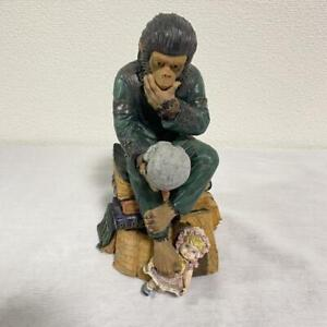 Planet of the Apes Cornelius Figurine Statue Figure Collection F/S Tracking Used