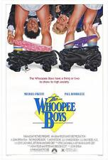 THE WHOOPEE BOYS Movie POSTER 27x40 Michael O'Keefe Paul Rodriguez