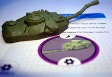 Heroclix caos era s102 Tank turret