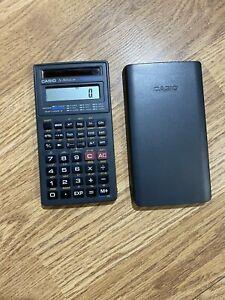 Casio fx-260 Solar Scientific Fraction Calculator GED SAT PSAT
