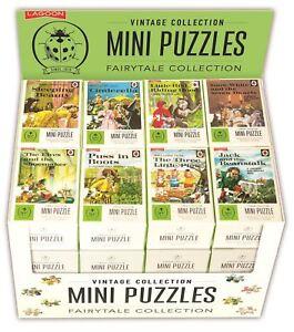 Ladybird Vintage Mini Jigsaw Puzzle - Fairytales - 88 Pieces/8 Designs Available