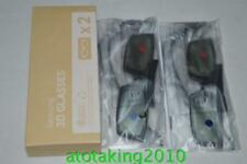 2 X  Samsung Active 3D GLASSES For Epson 2030 750HD Projecotor