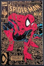 Marvel Comics! Spider-Man #1! Gold Variant! Near Mint+ 9.6!