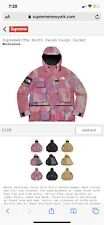Supreme The North Face Cargo Jacket Multicolor Size Large SS20