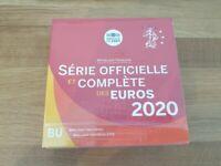 Coffret BU France 2020 8 pièces - Coffret Officiel sous Blister