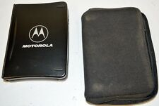 Motorola Portable iBoard Foldable Keyboard - with case