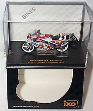 Ixo CLB007 Honda RS125 L. Capirossi 125cc World Champion 1991 Mint in Case