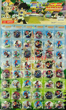 Lot 48Pcs Super Mario Badge 30MM Button Pin Children Patry Gift Wholesale