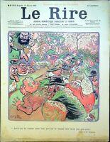 Le RIRE N° 223 du 11 Février 1899