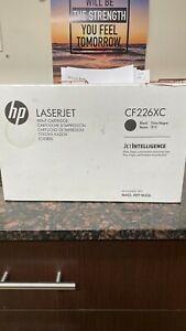 HP CF226XC 26X High Yield LaserJet Toner Cartridge - Black - New