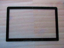 Macbook pro a1278 pantalla LCD screen Bezel Glass Front Window disco con adhesivo