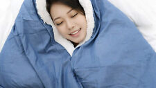 "New Opened Box Boyfriend Blanket - 25-Pound Weighted Comforter, 48"" x 78"""
