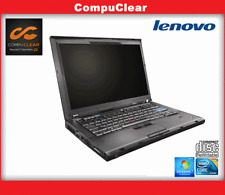"""Lenovo T400 14"""" Laptop, Core 2 Duo 2.4GHz, 2GB RAM, No HDD, Ref 1728"""