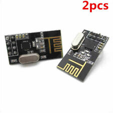 2PCS Arduino NRF24L01+ 2.4GHz Wireless RF Transceiver Module
