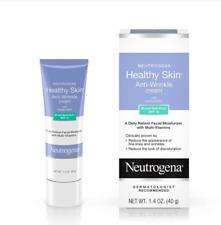 Neutrogena Healthy Skin Anti-Wrinkle Cream Retinol Facial Moisturizer 1.4 oz