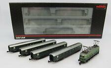 Z Gauge Marklin 81441 OBB Austrian Express Passenger Train Pack - Loco + Coaches