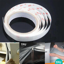 Car Transparent Door Sill Edge Paint Protection Anti-Scratch chips abrasion Film