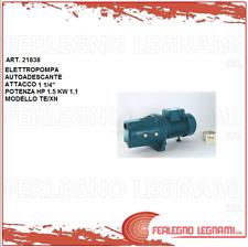 ELETTROPOMPA AUTOADESCANTE MOD. TE/XN 1.5 KW 1.1 ART. 21838