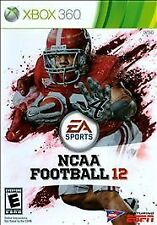 NCAA Football 12 (Microsoft Xbox 360, 2011)